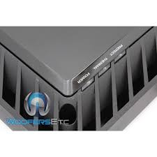 kenwood t600 t600 2 rockford fosgate 2 ch 600 watt amplifier