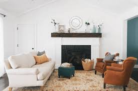 Designing Living Rooms With Fireplaces Magnificent Fireplace Mantel Ideas For Living Room Design Hupehome