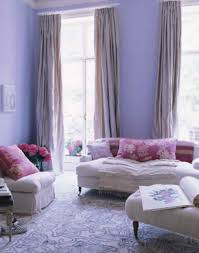 Feminine Living Room by Light Airy Pink Purple Color Scheme Which Is Packed Full Of Chic