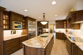 Modern Luxury Kitchen Designs by Kitchen Brilliant Modern Luxury Kitchen With Granite Countertop