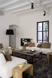 lighting simple oversized floor lamp with black metal base