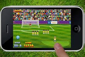 Soccer Free Kick 2010 Oyununu Cep Telefonuna İndir