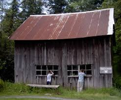 Smith Built Shed by Pomeroy Living History Farm