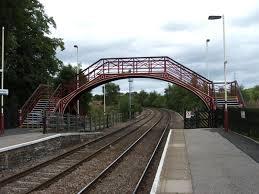 Brampton railway station