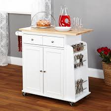 Kitchen Carts On Wheels by Sonoma Kitchen Cart Multiple Colors Walmart Com