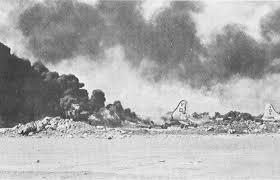 Japanese air attacks on the Mariana Islands
