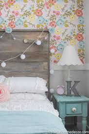 Best  Floral Bedroom Decor Ideas On Pinterest Floral Bedroom - Girls bedroom wallpaper ideas