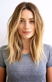 medium length straight hairstyles for round faces best 25 long face hairstyles ideas only on pinterest wavy beach