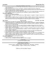 Resume Examples For Food Service by Hospitality Resume Example