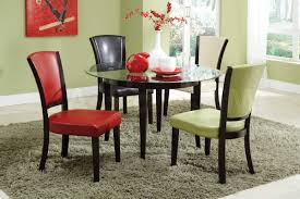 Metal Dining Room Chair Red Modern Dining Room Chairs Red Dining Room Chairs Room Dining