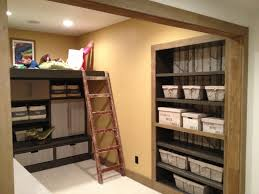 Loft Shelving by House Envy Playroom With Lofted Space