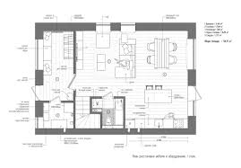 Penthouse Floor Plans Duplex Penthouse With Scandinavian Aesthetics U0026 Industrial Elements