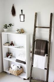bathroom ladder shelf 53 set bathroom ladder shelf creative set