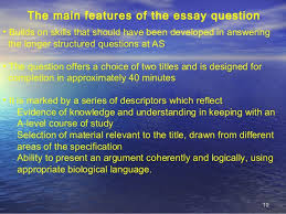 Higher biology essay questions and answers Argumentative essay about nature and nurture japanese financebc ca