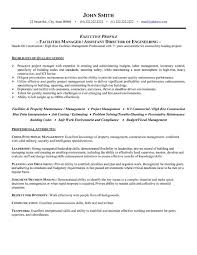 Construction Management Resume Examples by Click Here To Download This Facilities Manager Resume Template