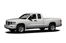 2008 dodge dakota new car test drive
