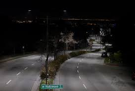 Cobra Head Light Fixtures by Ge U0027s Led Street Lighting Installation Demonstrates Ongoing