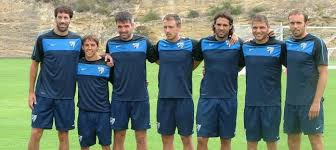 Algunos de los fichajes del Málaga para la presente temporada