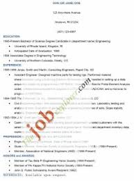 Sample Of Work Resume examples of resumes 89 surprising what to write in a resume