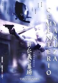 Cementerio Yakuza
