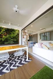 Scandinavian Homes Interiors Love For Colours Scandinavian Condominium Interior Design Living