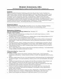 Mba Sample Resume by Examples Of Resumes Choose For Work Free Resume Templates