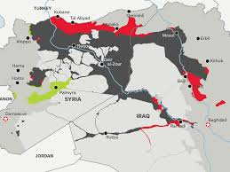 Iraq Syria Map by Map How Much Territory Isis Lost In 2015 Business Insider