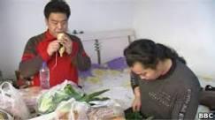BBC Brasil - Notícias - Chineses fazem música com vegetais
