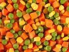 Frozen Vegetable mixed(Beans Carrots Corns) products,Korea Frozen ...