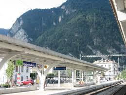 Interlaken West railway station