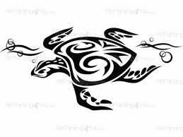 wall stickers tribal turtle vdtr artpaintingyou tribal turtle animals wall decals