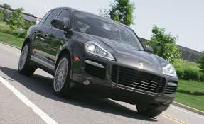 Porsche Cayenne Towing Capacity - 2009 porsche cayenne turbo s u2013 instrumented test u2013 car and driver