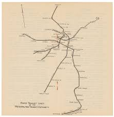 Mta Info Subway Map by File 1950 M T A Subway Map Png Wikimedia Commons