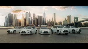 lexus hybrid race car lexus hybrid commercial u201calways ready u201d youtube