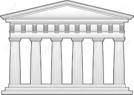 2 360 greek temple stock illustrations cliparts and royalty free