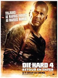 Die Hard 4 - Retour en enfer poster