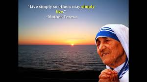 Mother Teresa Quotes On Love by Inspirational Quotes Mother Teresa In English Youtube