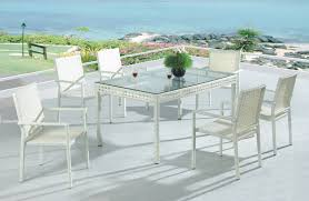 Wholesale Patio Dining Sets by Pe Rattan Outdoor Dining Sets Imitation Rattan Patio Dining Sets