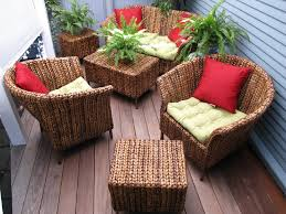 Wicker Outdoor Furniture Sets by Patio Outstanding 6 Chair Patio Set Patio Furniture Clearance