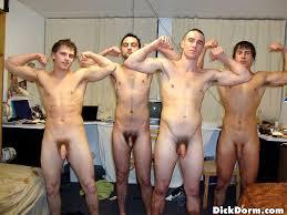 amateur male nude party|