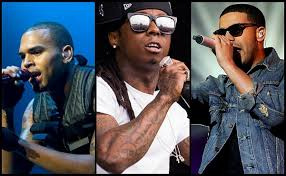 Lil Wayne Tells Drake To END Chris Brown BEEF!!!