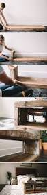 Diy Reclaimed Wood Storage Bench by Best 25 Reclaimed Wood Benches Ideas On Pinterest Diy Wood