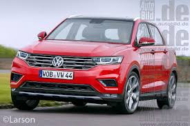 vw polo suv 2018 infos and details pictures autobild within 2018