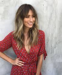 2017 hairstyles with long bangs hairstyles 2016 2017 new