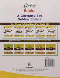 golden science a book with a difference class 7 amazon in