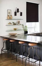 alternatives to upper kitchen cabinets exitallergy com