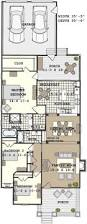 2000 Sq Ft Bungalow Floor Plans Long Narrow House With Possible Open Floor Plan For The Home