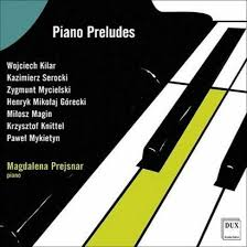 Piano Preludes - Magdalena Prajsnar - Merlin. - Piano-Preludes_Magdalena-Prajsnar,images_big,24,DUX0699