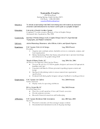 Writing A Summary For Resume Creative Inspiration Sample Of Resume Objective 8 Advertising