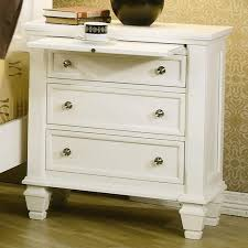 nightstand exquisite furniture rectangle cube brown wooden